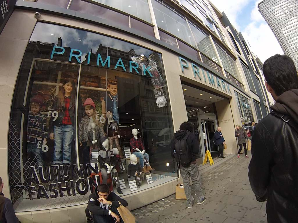 Primark Safety Considerations
