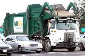 Garbage trucks friend or foe?